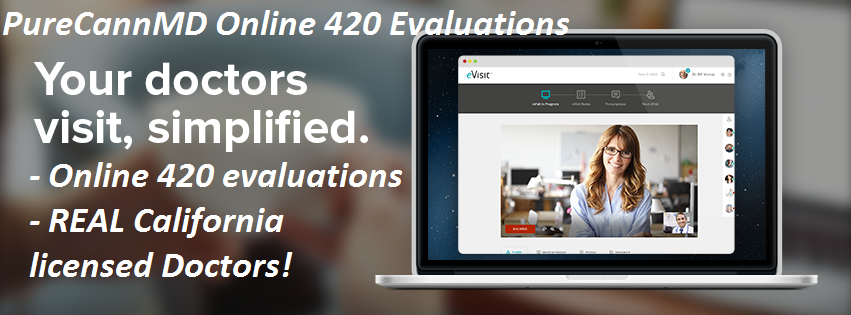 CHULA VISTA 420 EVALUATIONS ONLINE